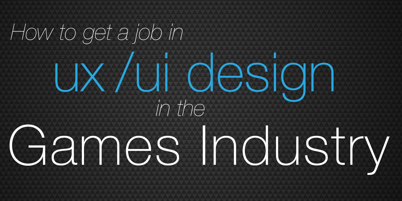 UX/UI Design Jobs