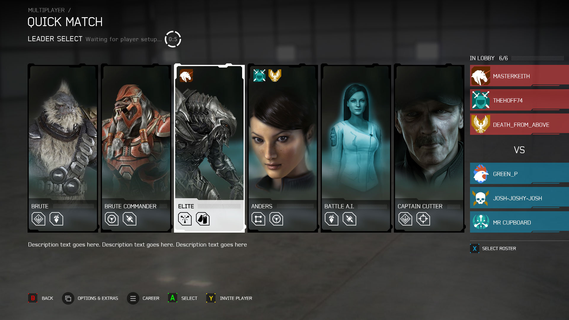 Halo Wars 2 Quick Match