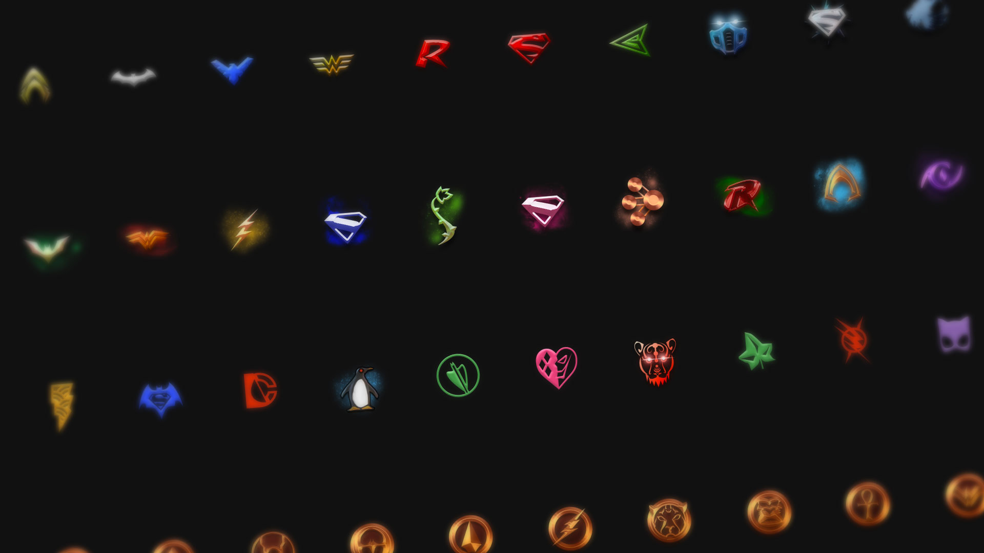 Injustice 2 Icons