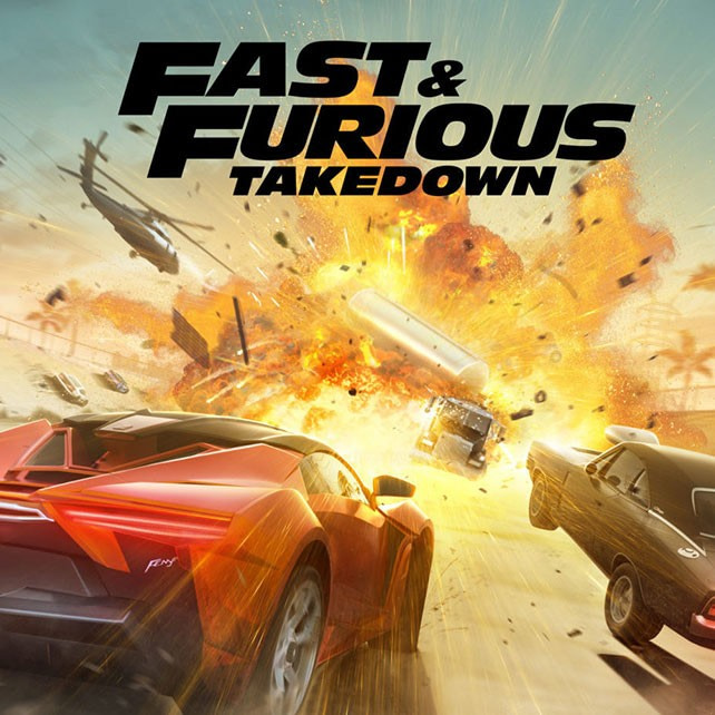 Fast & Furious: Takedown Cover Image