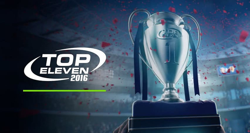 TOP ELEVEN –  FOOTBALL MANAGER